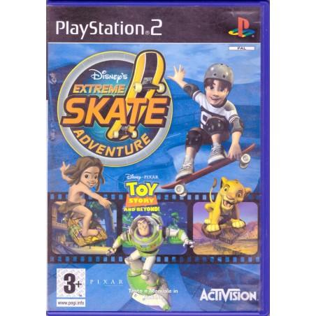 Disney's Extreme Skate Adventure - PS2