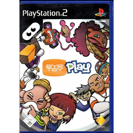 EyeToy: Play - PS2
