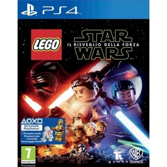 Lego Star Wars: Il Risveglio Della Forza - PS4 usato