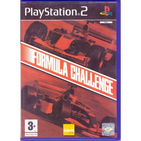 Formula Challenge - PS2 usato