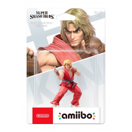 Nintendo Amiibo - Ken - Super Smash Bros Ultimate