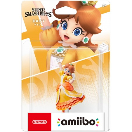 Nintendo Amiibo - Daisy - Super Smash Bros Ultimate