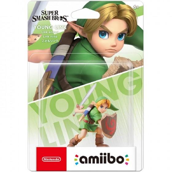 Nintendo Amiibo - Young Link - Super Smash Bros Ultimate