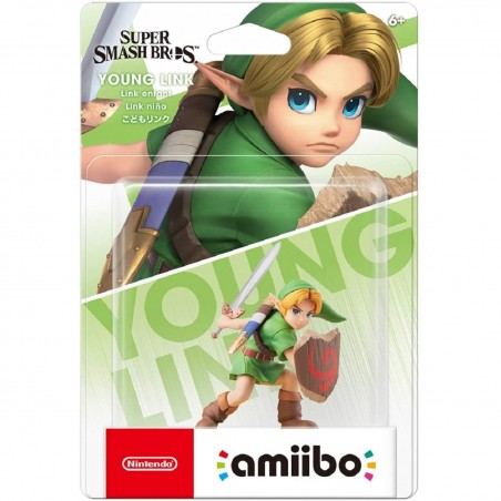 Nintendo Amiibo - Young Link - Super Smash Bros Ultimate
