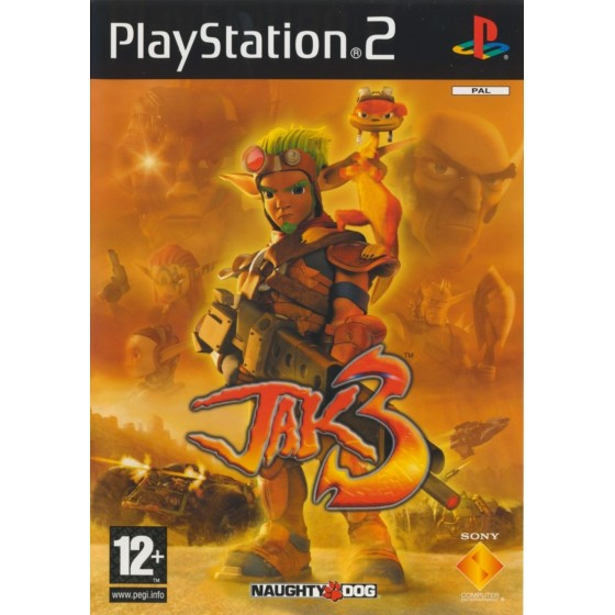 Jak 3 - PS2 usato