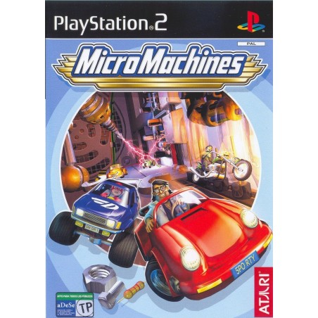 Micro Machines - PS2