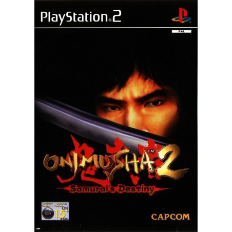 Onimusha 2 - PS2
