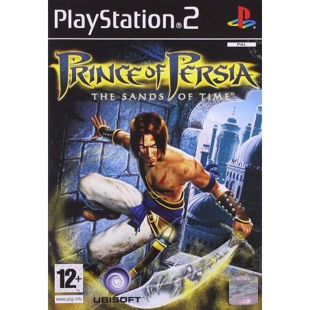 Prince Of Persia - Le Sabbie del Tempo - PS2