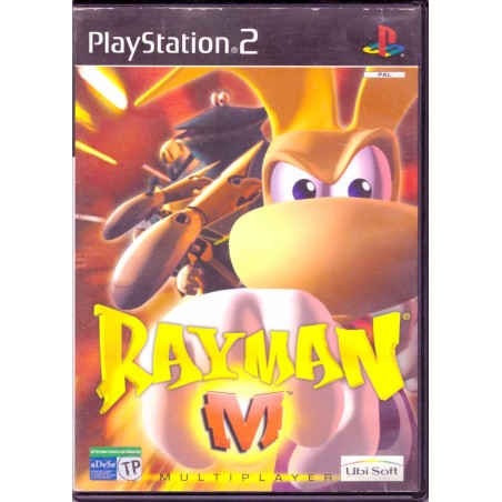 Rayman M - PS2 usato