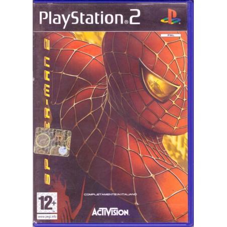 Spider-Man 2 - PS2 usato