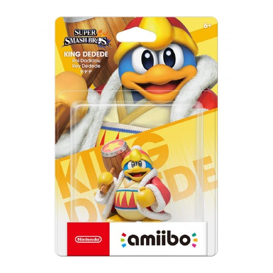 Nintendo Amiibo - King Dedede - Super Smash Bros Ultimate