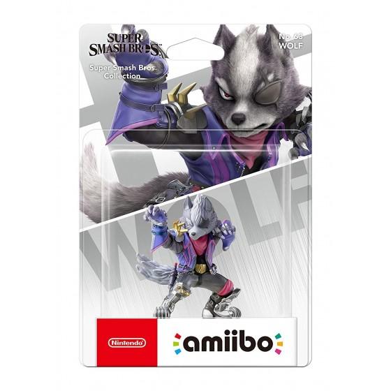 Nintendo Amiibo - Wolf - Super Smash Bros Ultimate