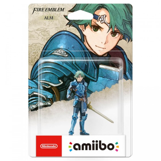 Nintendo Amiibo - Alm - Fire Emblem