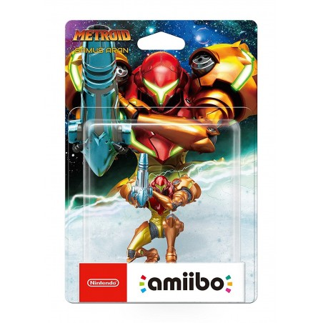 Nintendo Amiibo - Samus Aran - Metroid