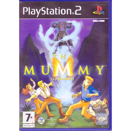 The Mummy - PS2