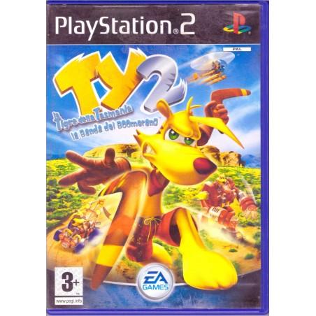 TY La Tigre della Tasmania 2: La Banda del Boomerang - PS2