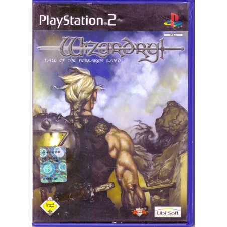 Wizardry: Tale of the Forsaken Land - PS2