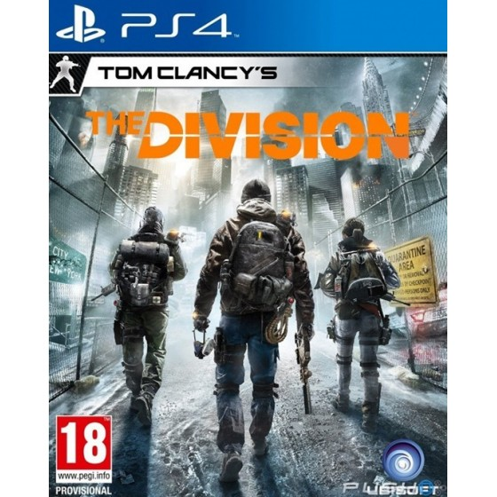 Tom Clancy's The Division - PS4 Usato