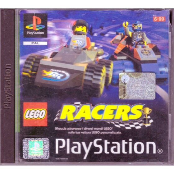 Lego Racers - PS1