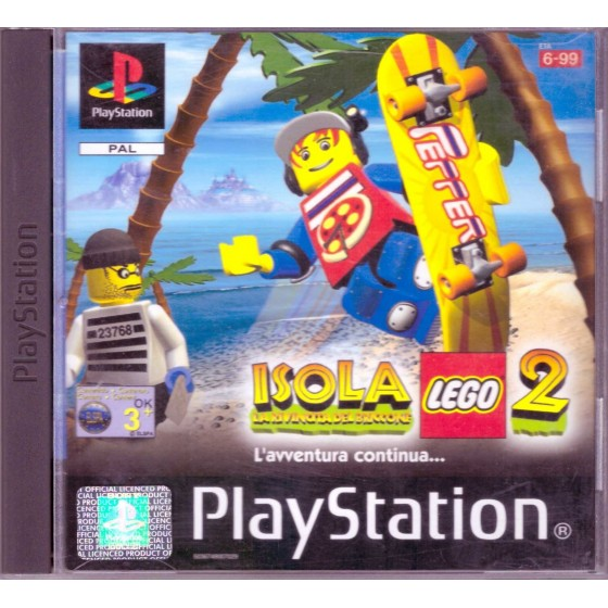 Lego Isola 2 - PS1