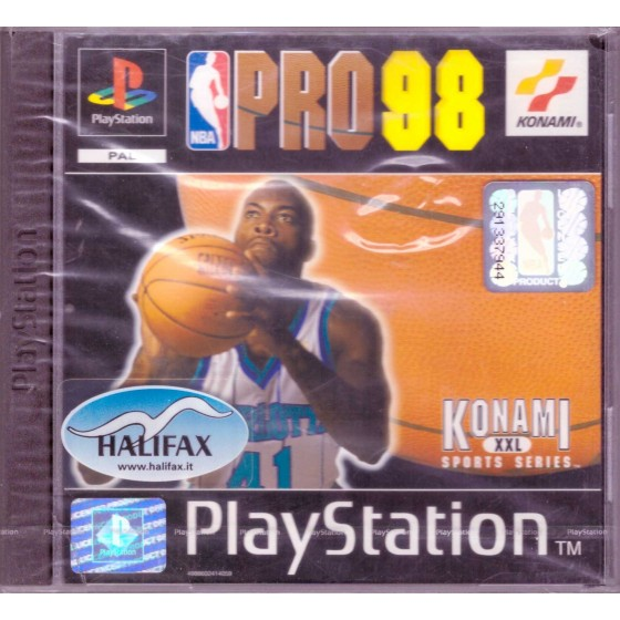 NBA PRO 98 - PS1