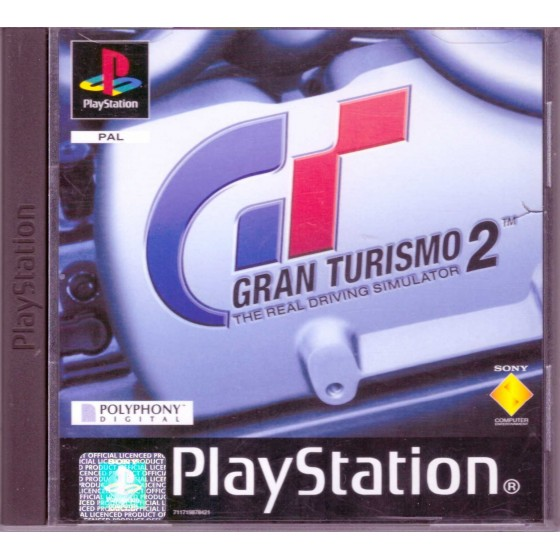 Gran Turismo 2 - PS1