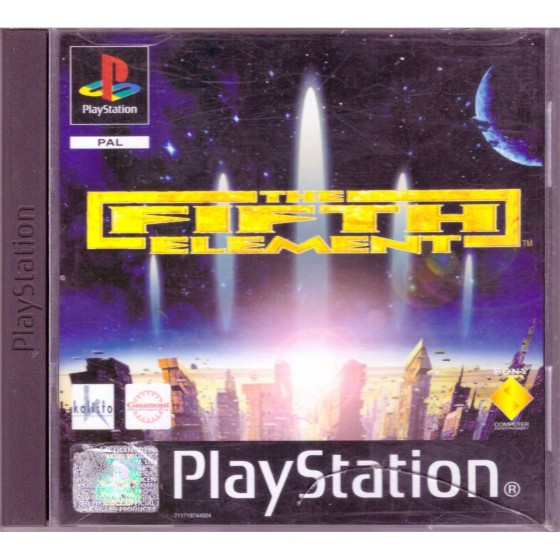 The Fifth Element - PS1
