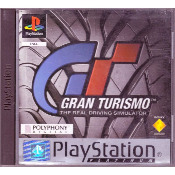 Gran Turismo - Platinum - PS1