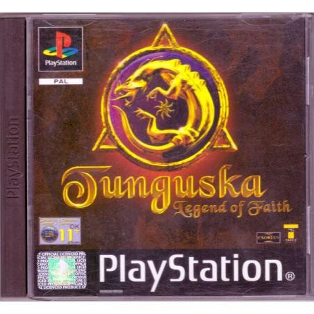 Tunguska - PS1