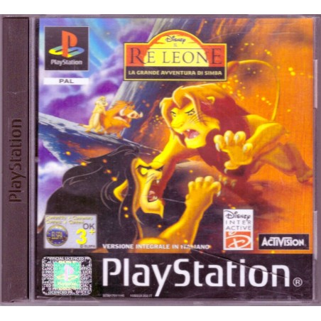 Disney's Il Re Leone - PS1