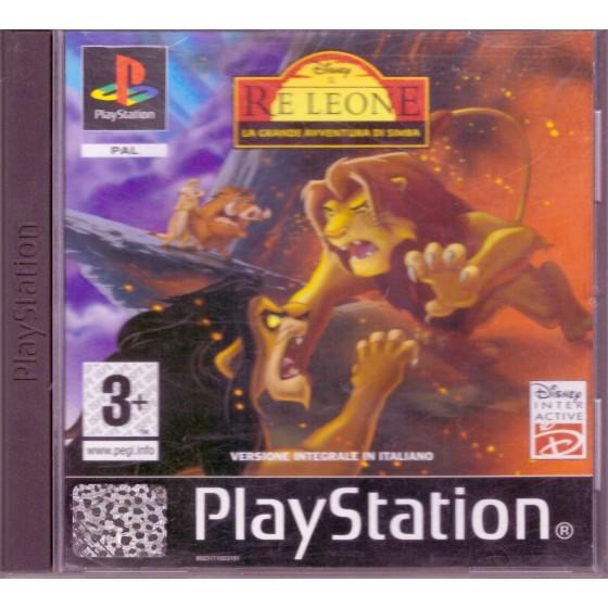 Disney's Il Re Leone - PS1