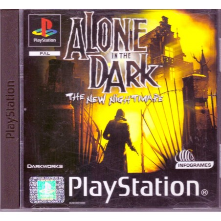 Alone in the Dark: The New Nightmare - PS1