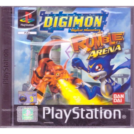 Digimon Rumble Arena - PS1