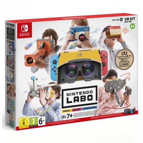 Nintendo Labo: Kit VR - Switch