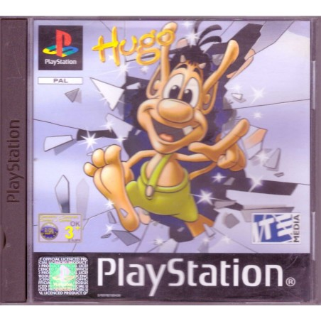 Hugo The Evil Mirror - PS1