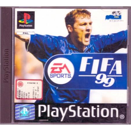 Fifa 99 - PS1