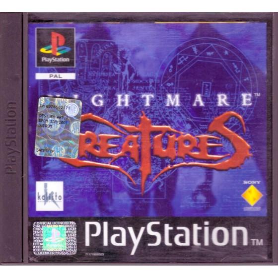 Nightmare Creatures - PS1