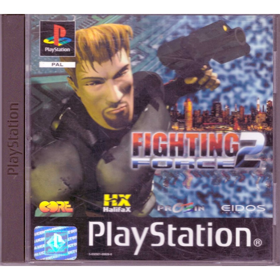 Fighting Force 2 - PS1