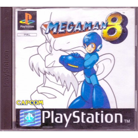 Mega Man 8 - PS1
