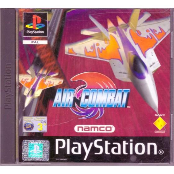 Air Combat - PS1