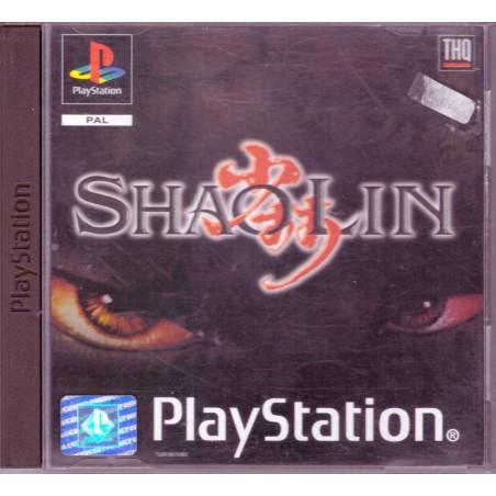 Shaolin - PS1