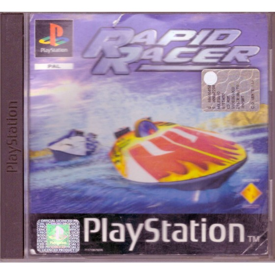 Rapid Racer - PS1