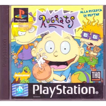Rugrats alla ricerca di Reptar - PS1