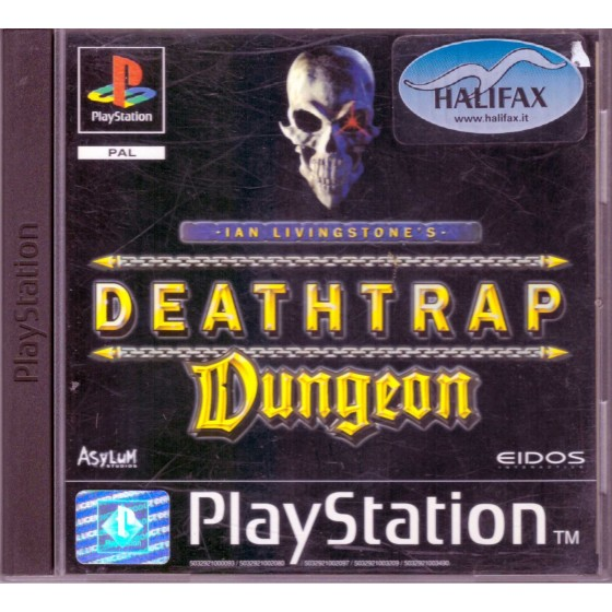 Deathtrap Dungeon - PS1