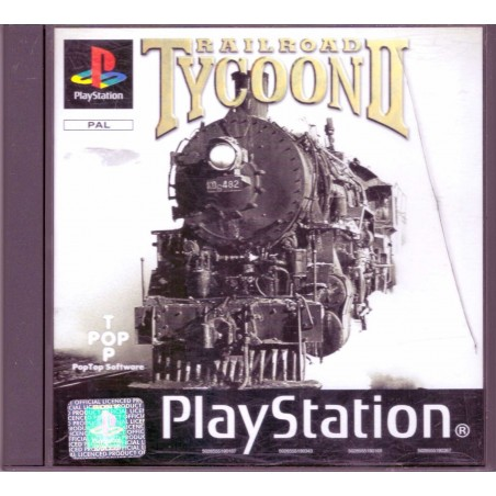 Railroad Tycoon II - PS1