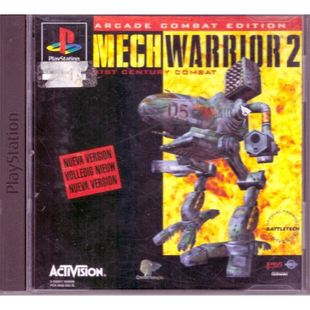 Mechwarrior 3 - PS1