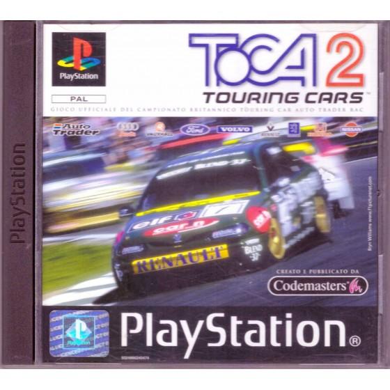 TOCA 2 Touring Cars - PS1