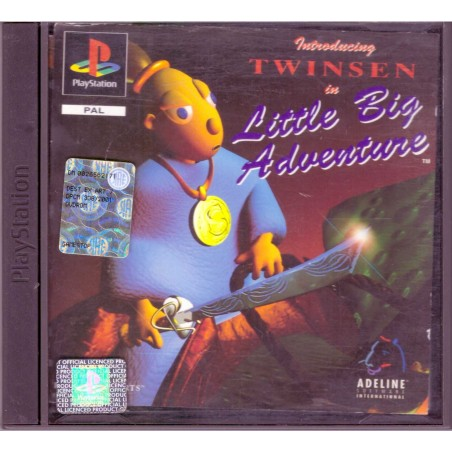 Little Big Adventure - PS1