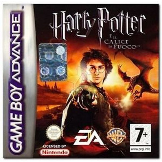 Harry Potter e il Calice di Fuoco - Game Boy Advance
