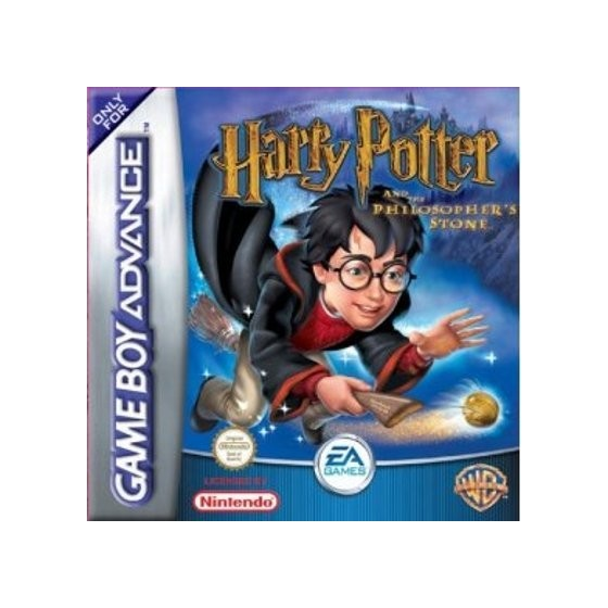 Harry Potter e la Pietra Filosofale - Game Boy Advance